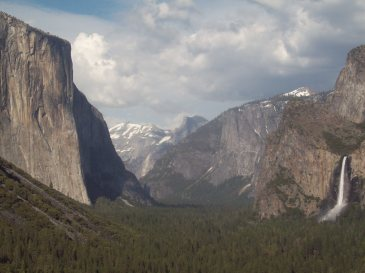 Tunnel View, Yosemite